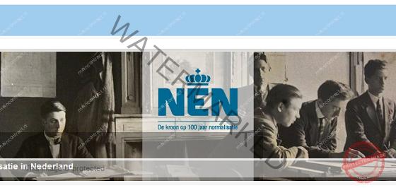 Ontwerp geïntegreerde NEN 2767-1 is gepubliceerd