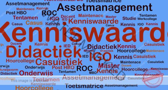 Assetmanagement Kwartet, Technisch beheer en Onderhoud en Onderwijs